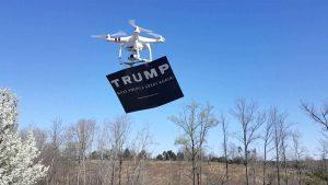 trump-drone