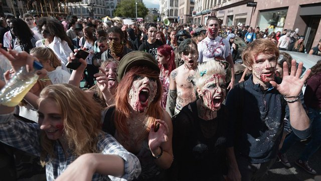 zombie-walk PARIS
