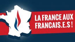 LA FRANCE AUX FRANCAIS