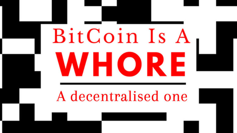 bitcoin prostitution