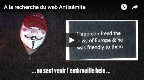 Antisémitisme censuré