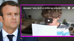 Enfant Macron