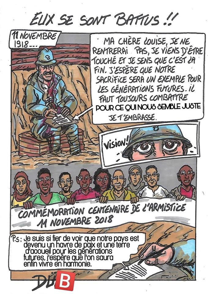 Duf dessinateur 2e guerre mondiale étrangers