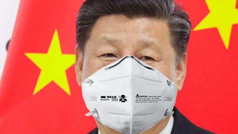 Xi Jinping atteint de corona virus 习近平患有冠状病毒