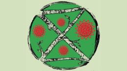 Extinction rebellion corona virus