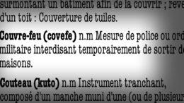 COVEFE COUVRE FEU TRUMP COVID